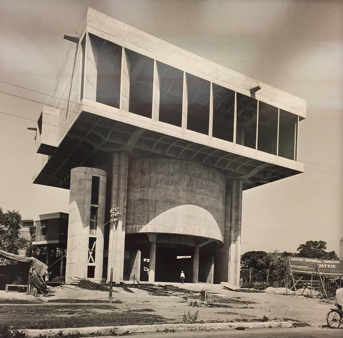 Matali Crasset On Twitter Dehli Kirannadarmuseuofart Building
