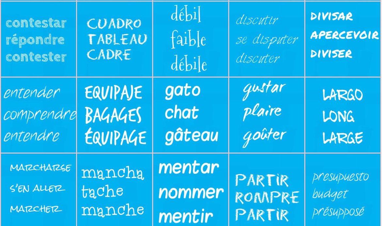 Gateau traduction espagnol