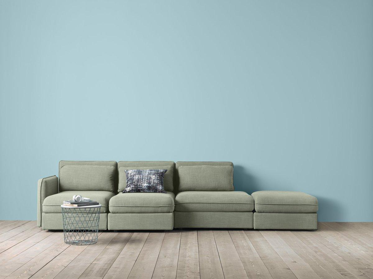 Ikea italia on twitter insieme ognuno a modo suo componi il tuo divano con vallentuna crea - Ikea divano vallentuna ...