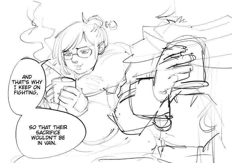 Someone asked me what I thought of the recent Mei #Overwatch cinematic short https://t.co/odo74reKdH