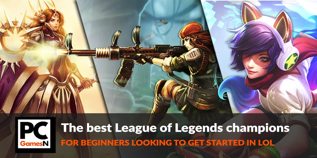 the best league of legends champions for beginners pcgamesn - 1024×512