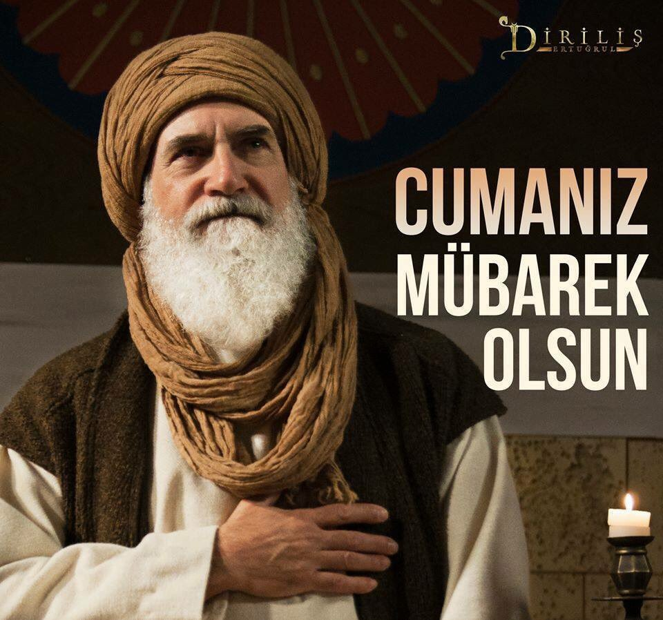 'Allah, döktüğünüz her damla terin karşılığını misliyle verendir.'  Cu...