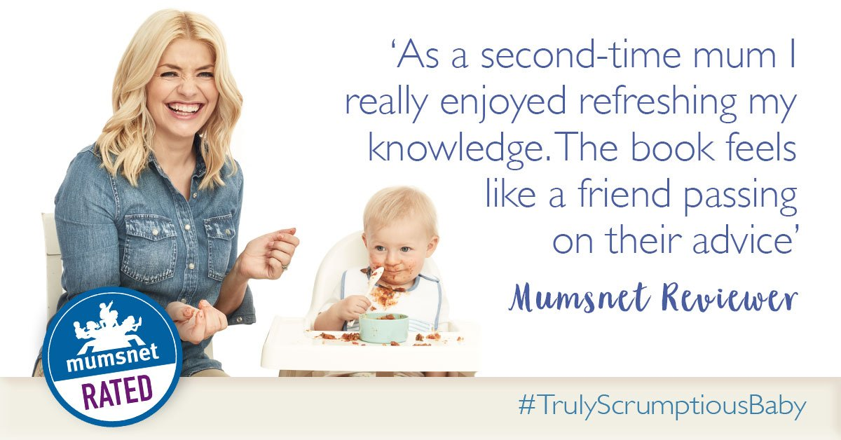 So happy to see this @MumsnetTowers review! #TrulyScrumptiousBaby https://t.co/3yfGAhXMH8