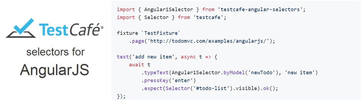 Testcafe Examples