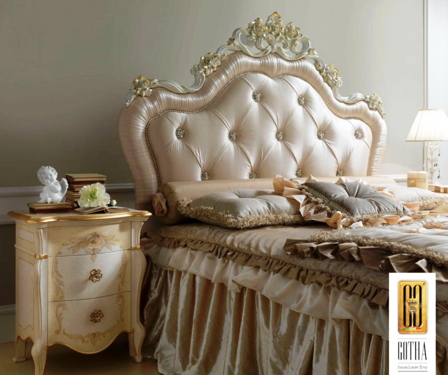 Camere Da Letto Gotha.Gotha Luxury On Twitter Letto Perla E Comodino Rifiniture