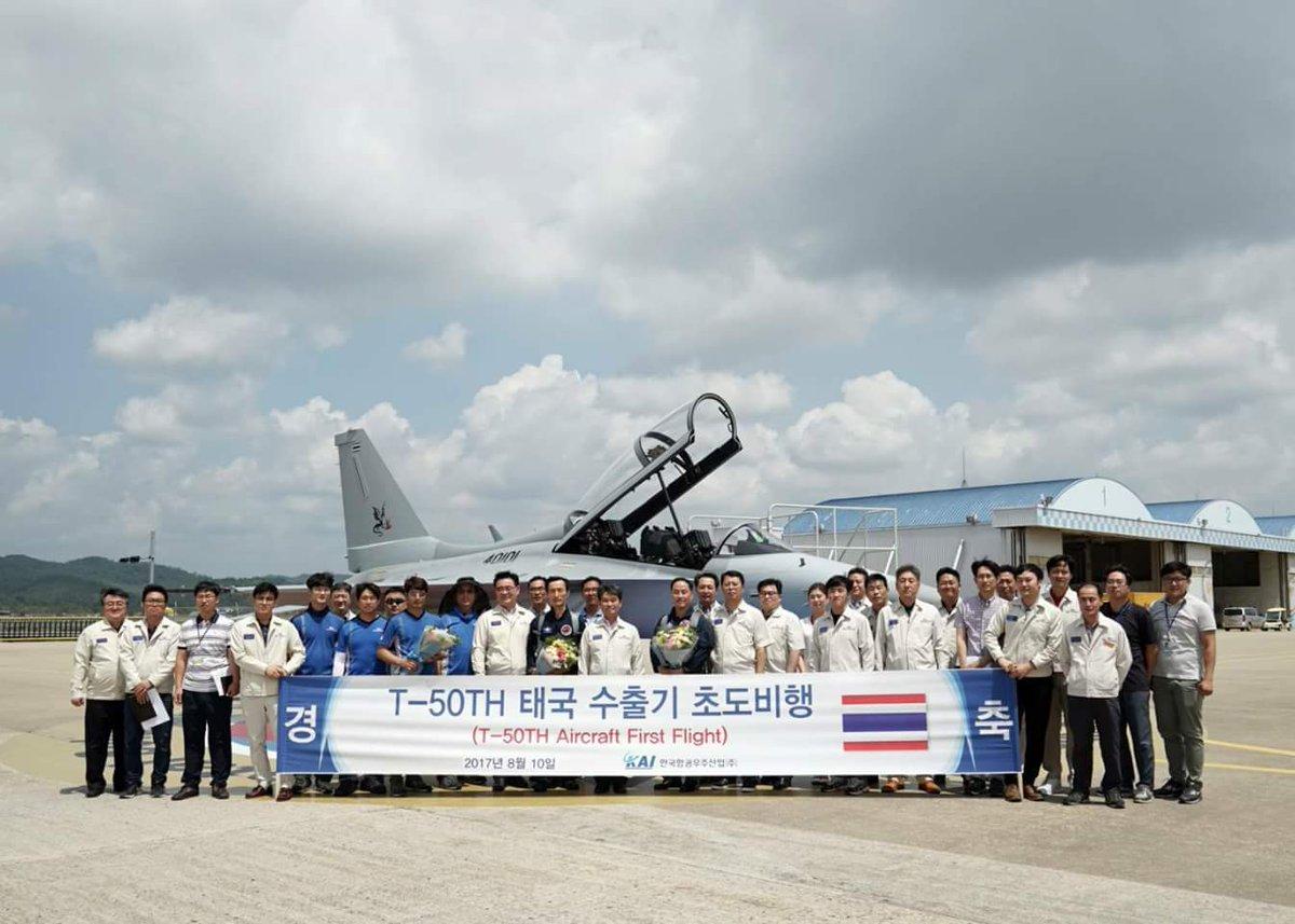 تايلاند توافق على شراء مقاتلات كورية جنوبية بتكلفة 258 مليون دولار DIEyTy3VYAEZQw-