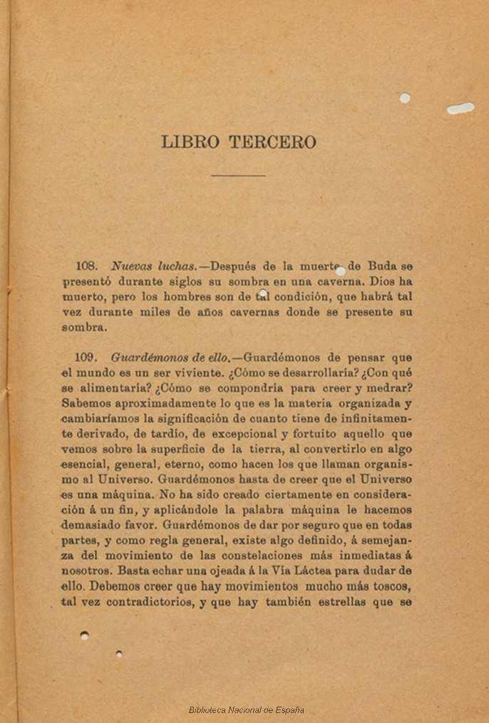 Biblioteca Nacional De España On Twitter La Conocida Frase