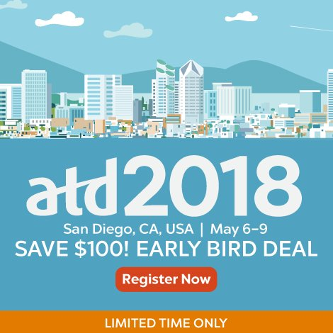 Atd Reviewed 100 Years From Now >> Atd National On Twitter We Ve Got Huge Atd2018 Keynote Speaker