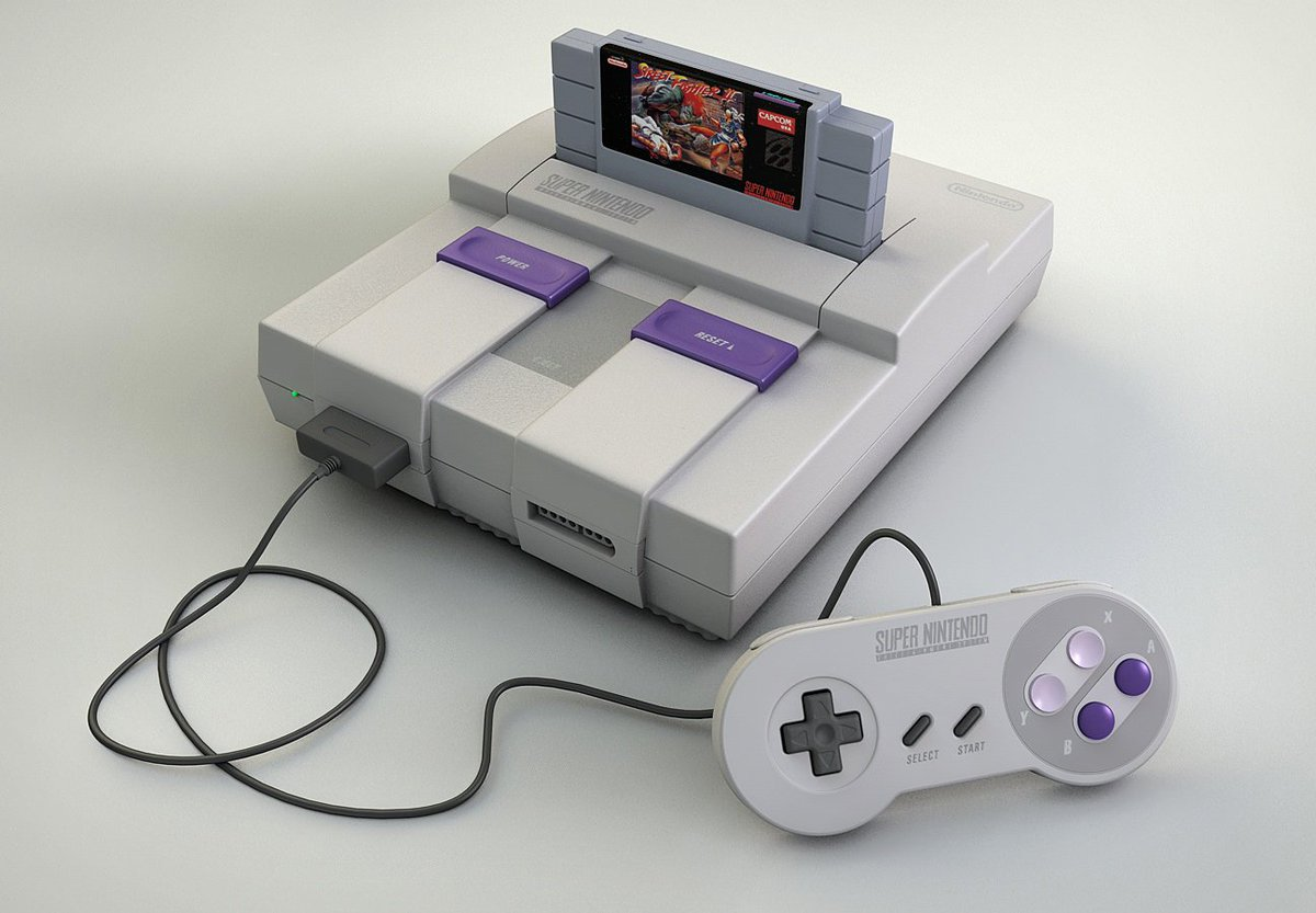Nintendo's Super NES Classic Features Revealed - https://t.co/o7W7YdsYnj
