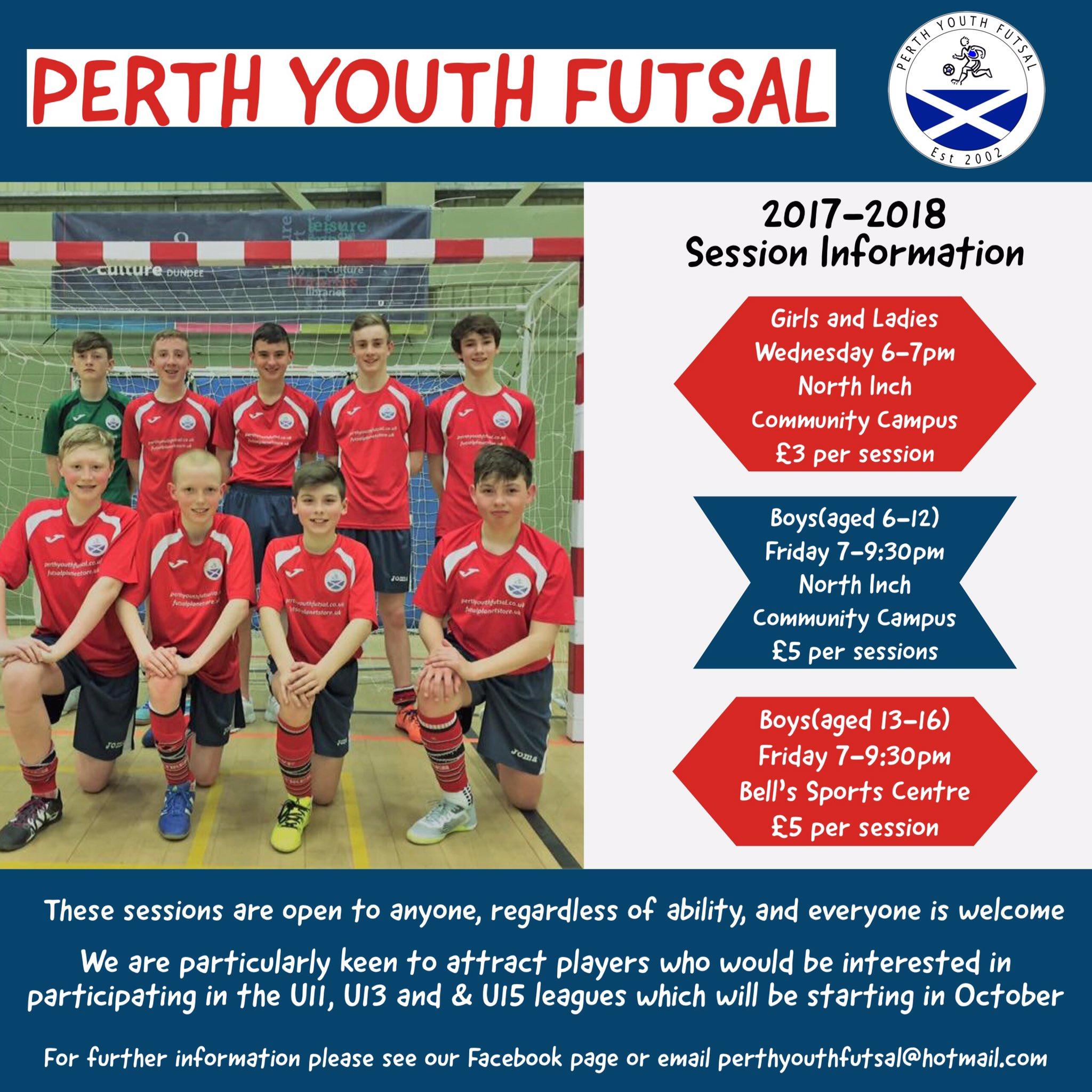 Perth Youth Futsal on Twitter: