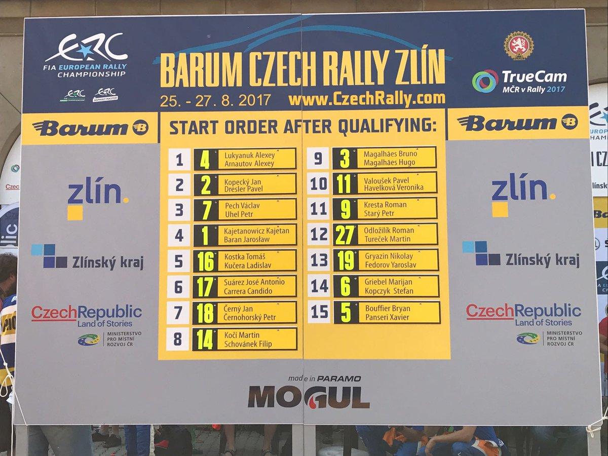 Rally Barum 2017 ERC DIFHZqUXkAEauTo