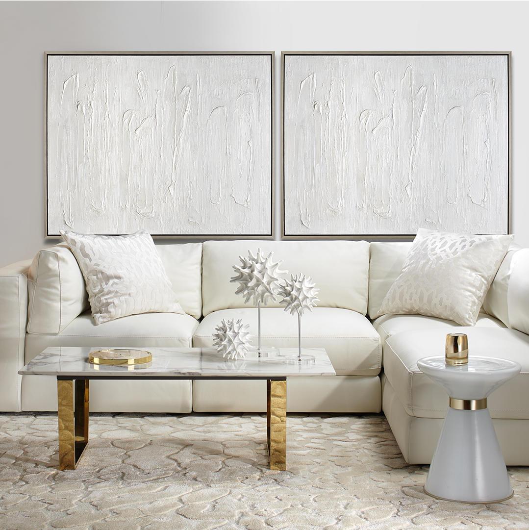 Z Gallerie On Twitter Go Uptown Glam W White On White
