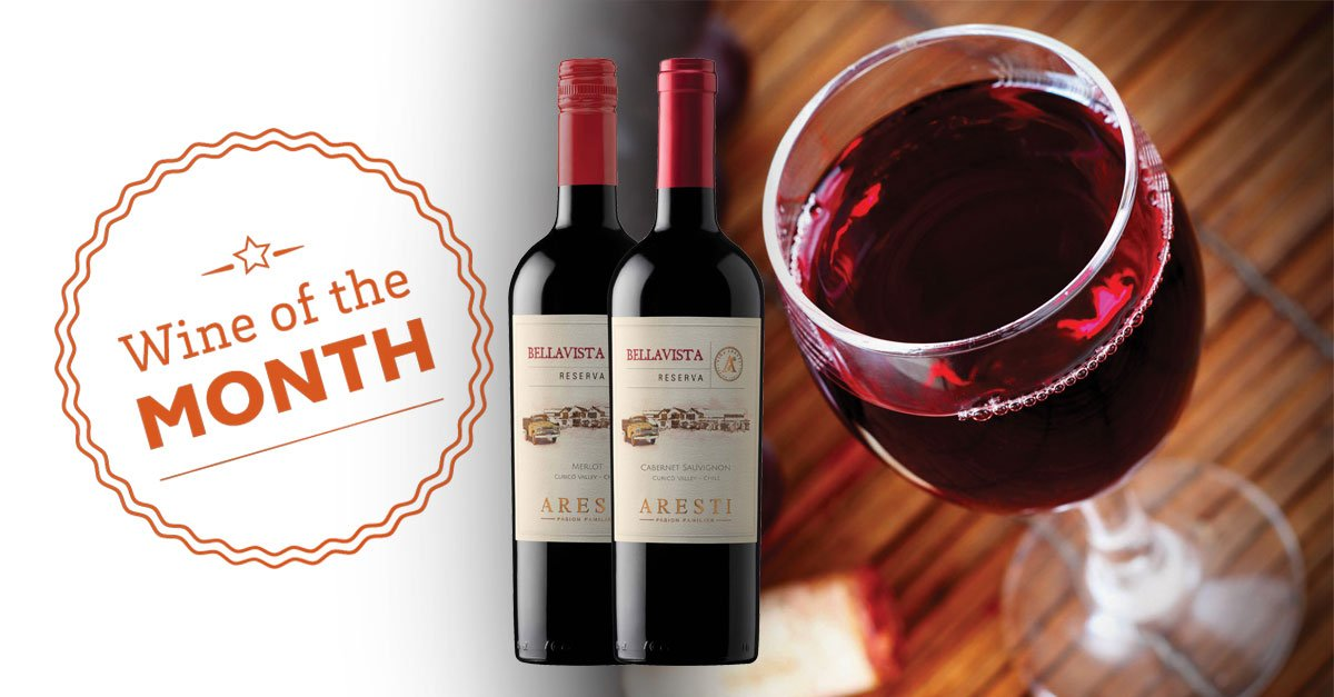 SuperValu Ireland On Twitter This Moths Wine Of The Month Is