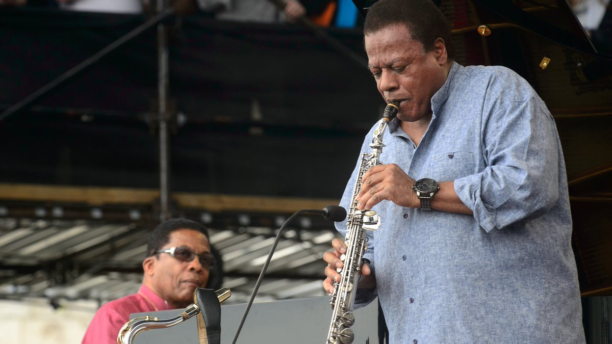Happy Birthday @Wayne_Shorter!  Photo: Adam Kissick https://t.co/fk0oODhwTC