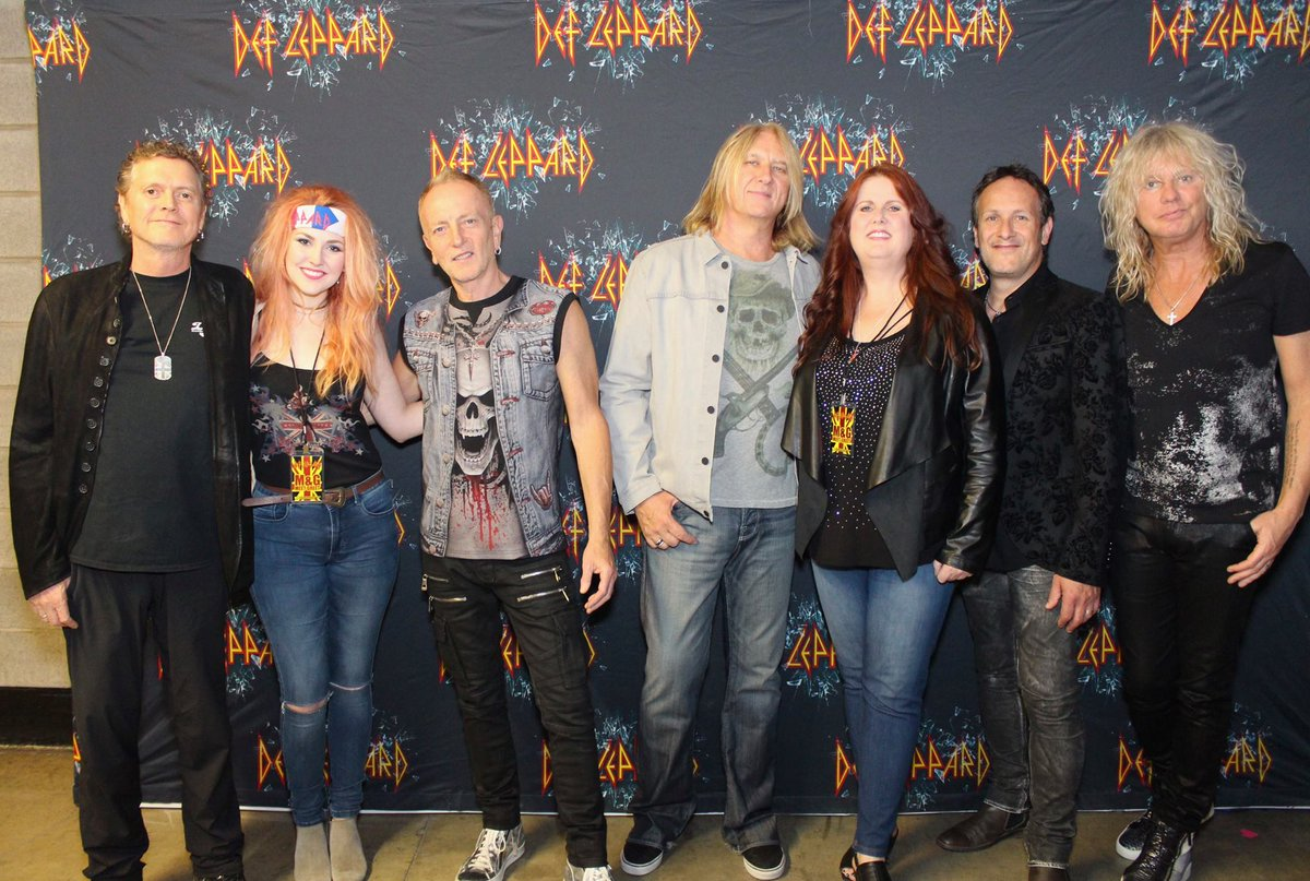 Def Leppard On Twitter What An Incredible Tour We Had With Poison