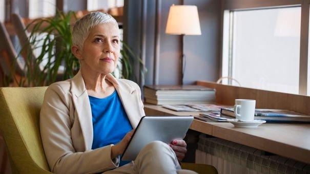 Older women tips
