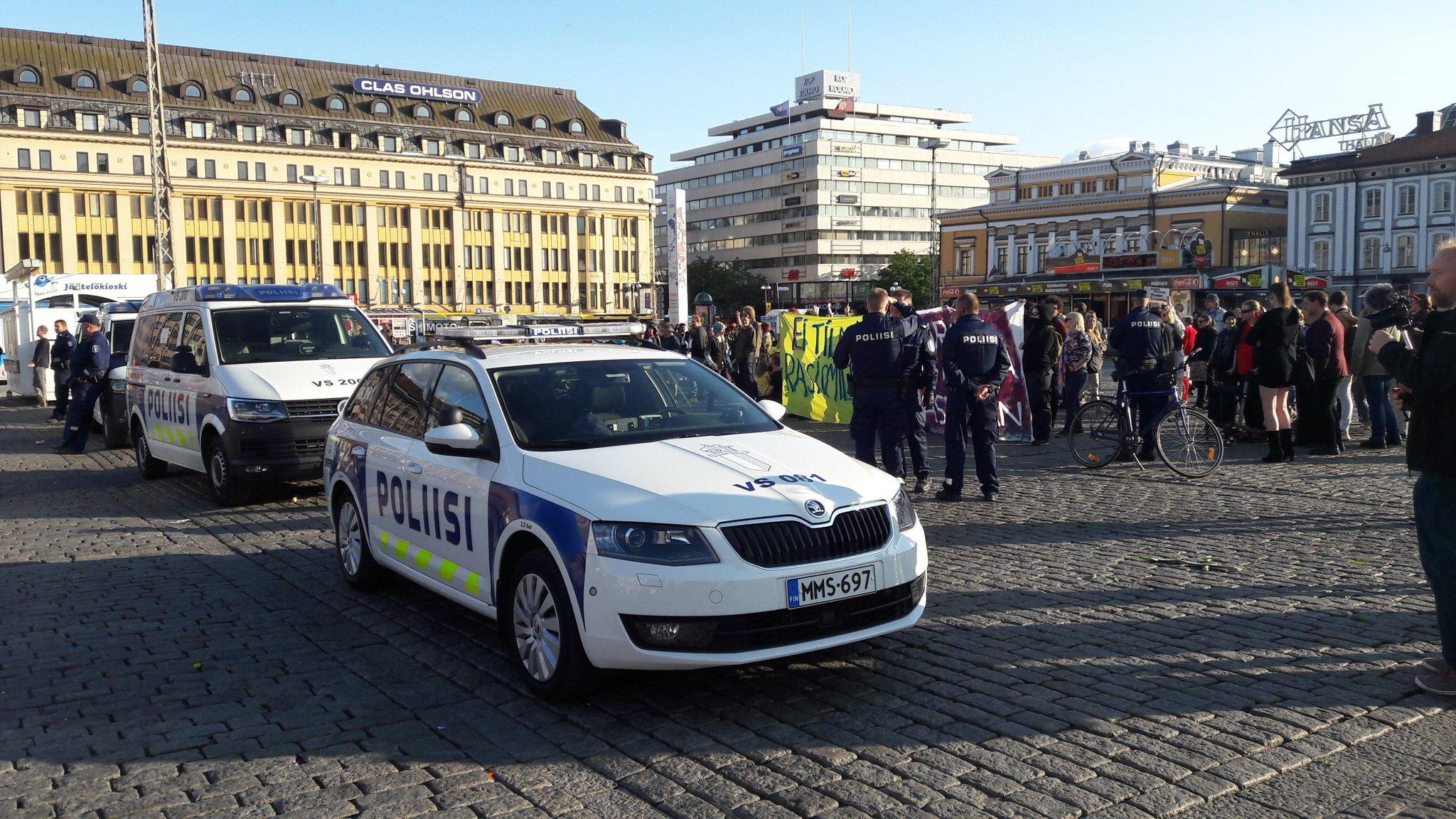 Poliisit Helsinki