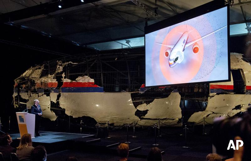 Russian prosecutors hand over additional data on #MH17 crash probe https://t.co/RK0YsJnQCU