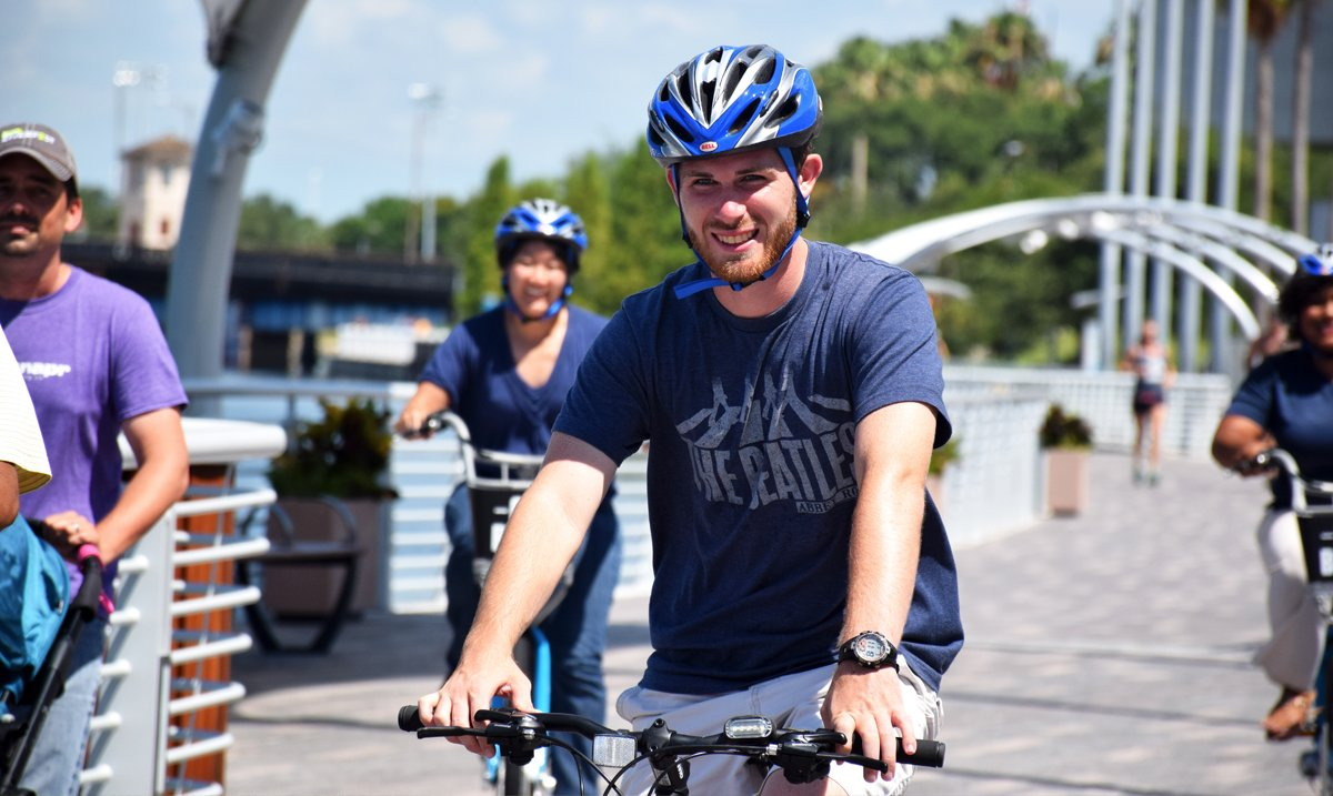 City of Tampa on Twitter Love to bike Check out our Tampa Bike