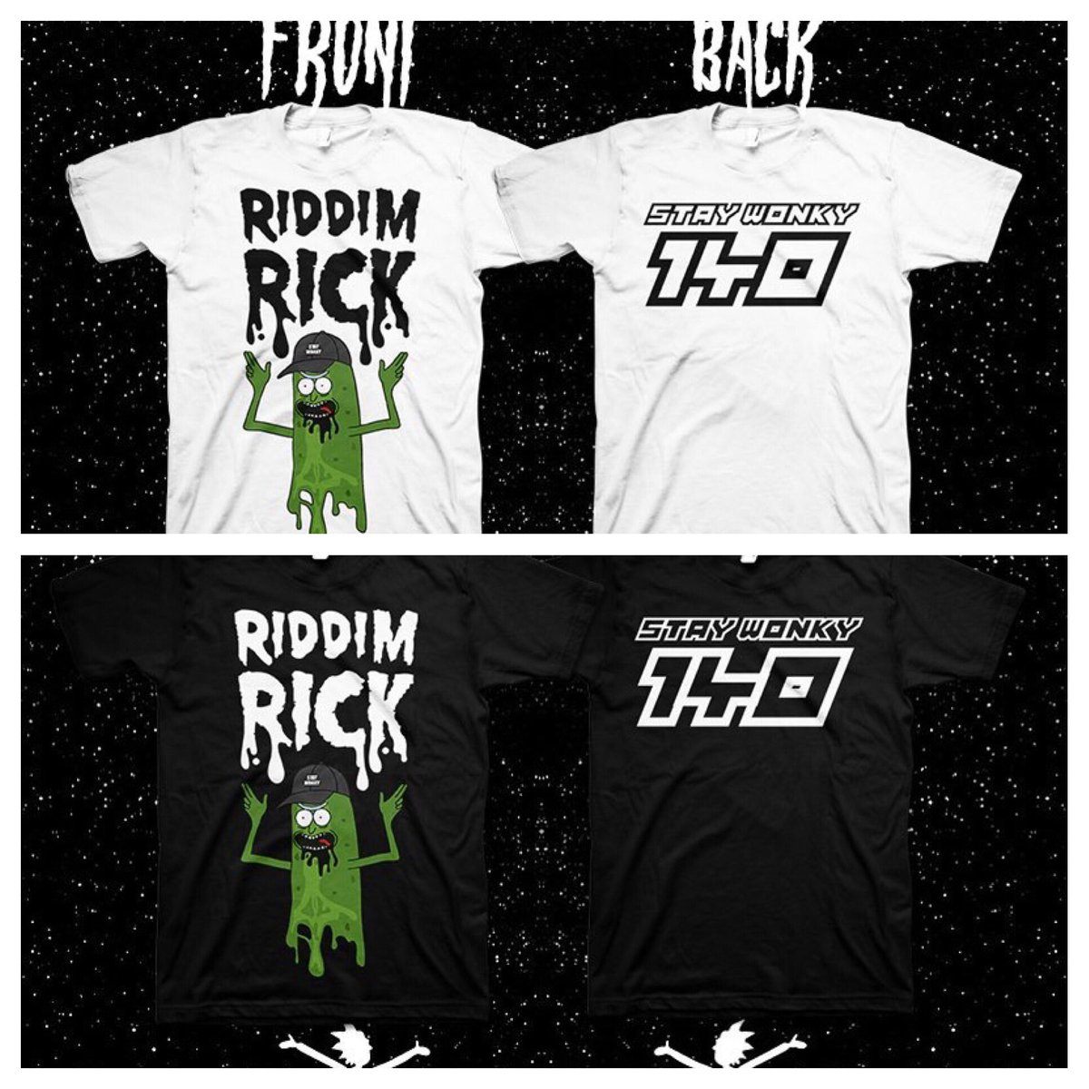9031786d4f44 Rick And Morty Supreme Shirt Limited Edition