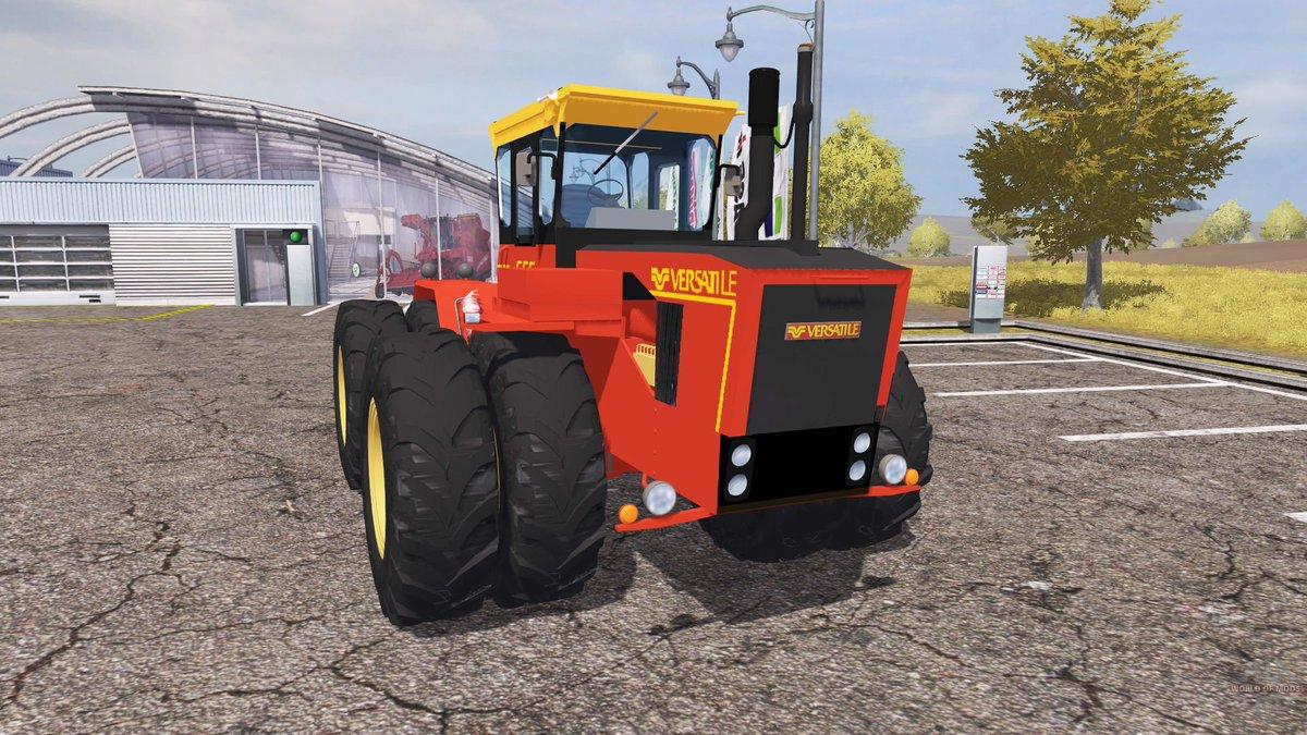 Simulator 2013 farming