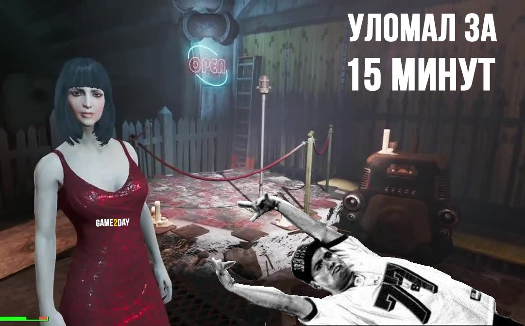 fallout 2  торрент механики на русском