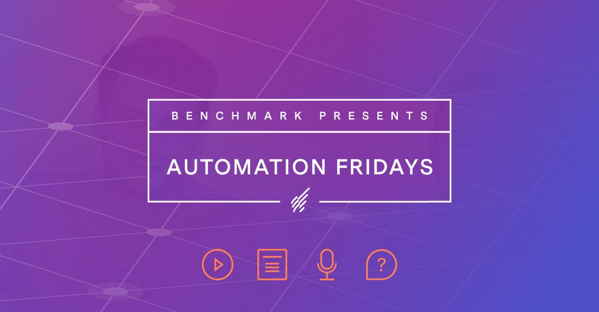 Turn your Friday into a FriYay! Come ask your email automation questions today at noon PST. https://t.co/1NhZTJg4OY https://t.co/KczEzuJ8q7