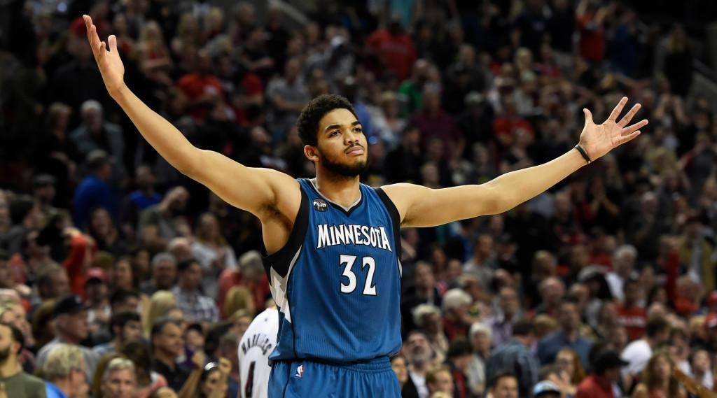 Karl-Anthony Towns speaks out on Charlottesville, Philando Castille and his disappointment in President Trump https://t.co/2lc4QcTJw6