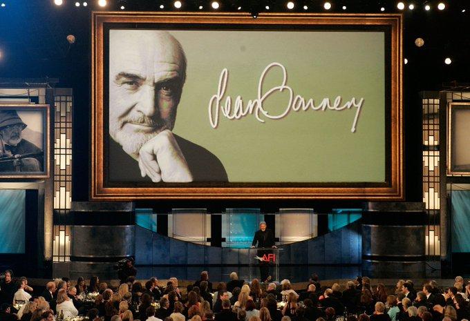 Happy Birthday, Sean Connery  via