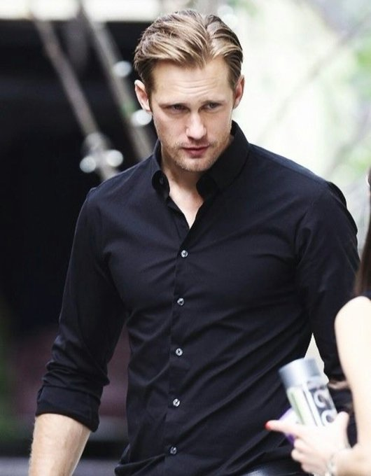 Happy Birthday To An Awesome Actor Alexander Skarsgard!!