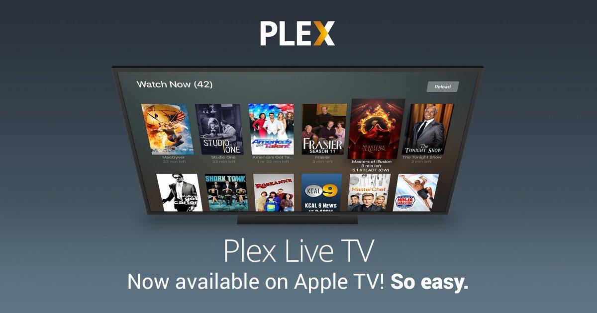 Plex on Twitter: