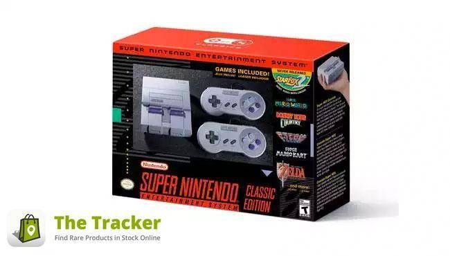 Amazon reduces SNES Classic pre-orders to 1 #SNESClassic  https://t.co/9ziCroZ1z4 https://t.co/omlb8UZoUo