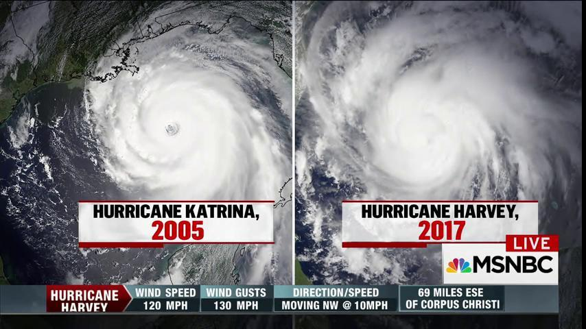 Msnbc On Twitter Quot Side By Side Satellite Images Compare