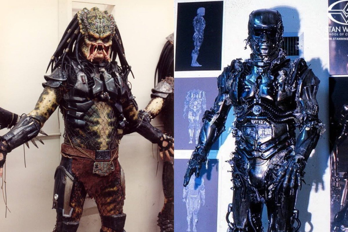 In Predator 2 StanWinstonStudio Used The Vindicator Armor For Borg Our Full Blog Here Tco MjtXwiuXKz AKo9Ifq4z0