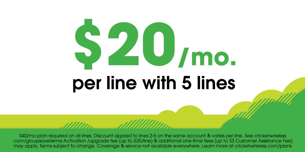 Cricket Wireless On Twitter Join The Clan And Get An