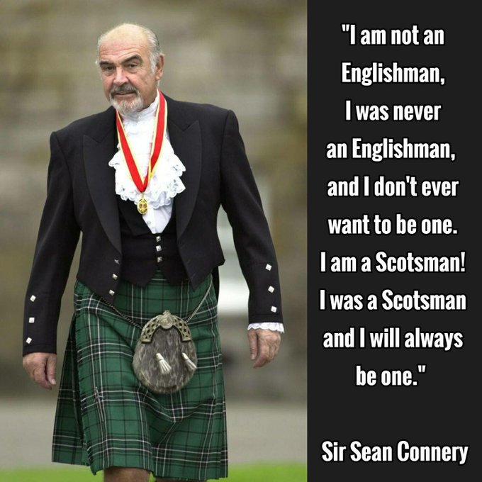 Happy Birthday Sir Sean Connery!