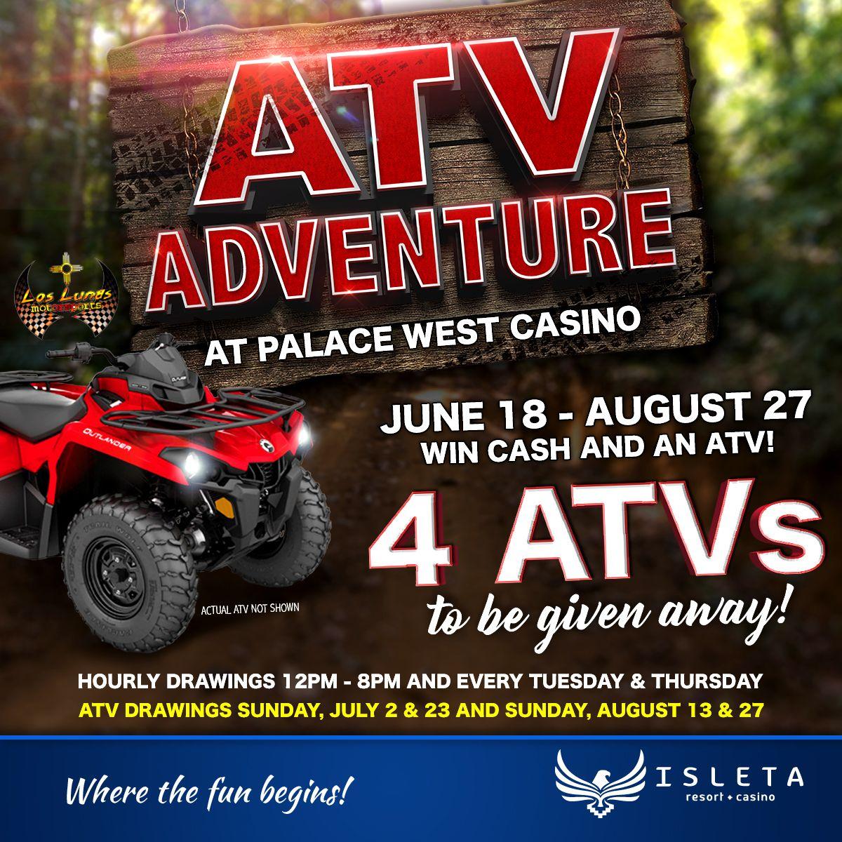 Atv resort casino casino falls in new niagara ontario