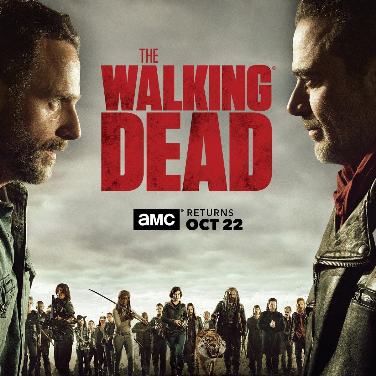 Assistir The Walking Dead 8×3 Torrent 720p Dublado 1080p Download Online