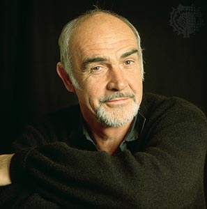 Happy 87th birthday Sir Sean Connery! You are awesome!