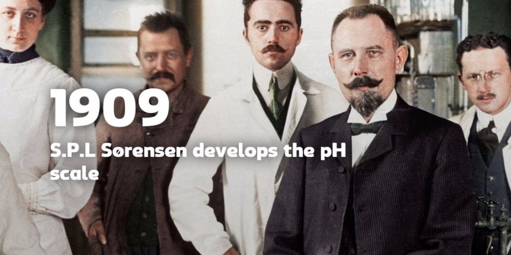 "Carlsberg Group on Twitter: ""#Didyouknow the pH scale was ..."