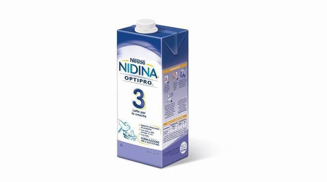 IPER Auchan e Simply ritirano lotti di Nestlé Nidina Optipro 3