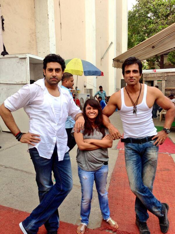 Image result for sonu sood tall