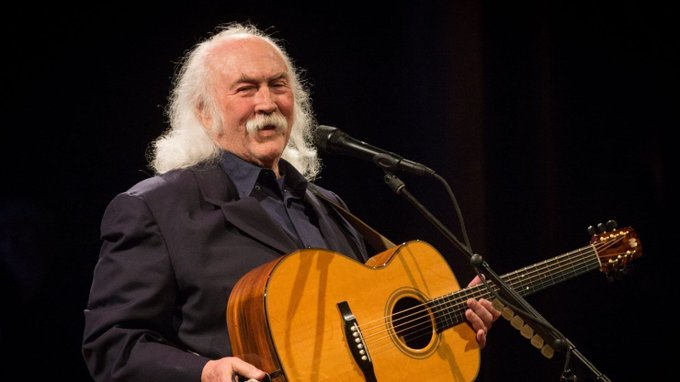 Happy Birthday David Crosby: Performing With Members Of Grateful Dead As David & The Dorks -