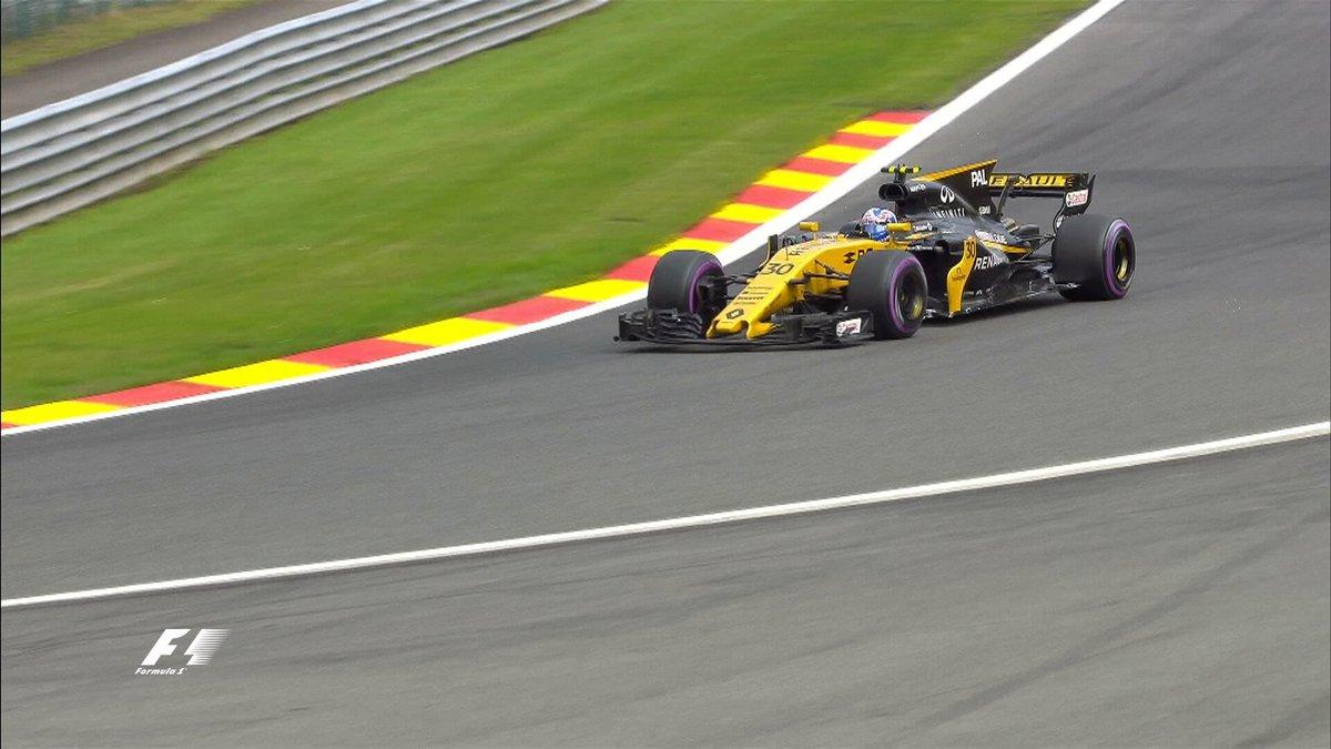 Райкконен продемонстрировал лучше время в 3-й практике Гран-при Бельгии, Квят— 18-й