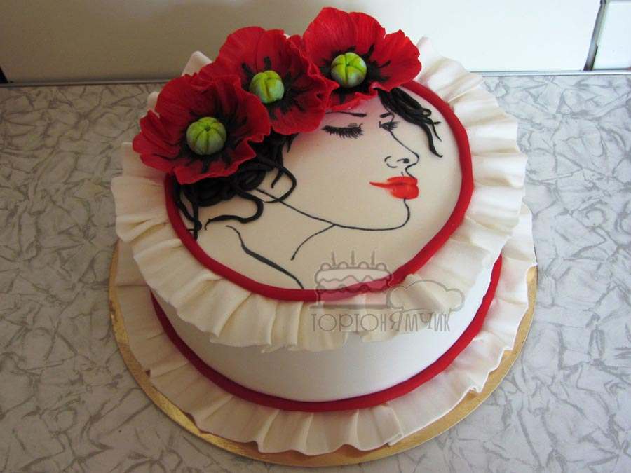 Торт на день рождения рецепт