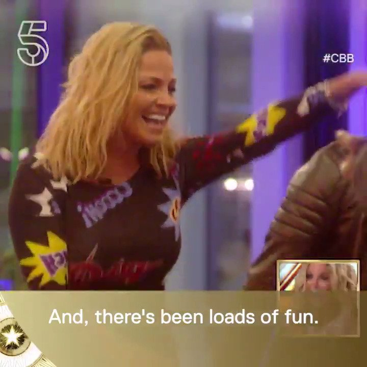 She is your champion and she's made a whole lotta history! Walk this way to @SarahNHarding's Best Bits! 🎉🎉🎉 #CBB https://t.co/w88aUng5tX