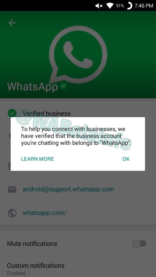 Wabetainfo En Twitter Whatsapp For Android New Verified