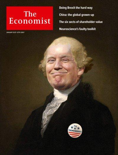 Magazine Cover Design in the Age of Trump bit.ly/2ixJQjS