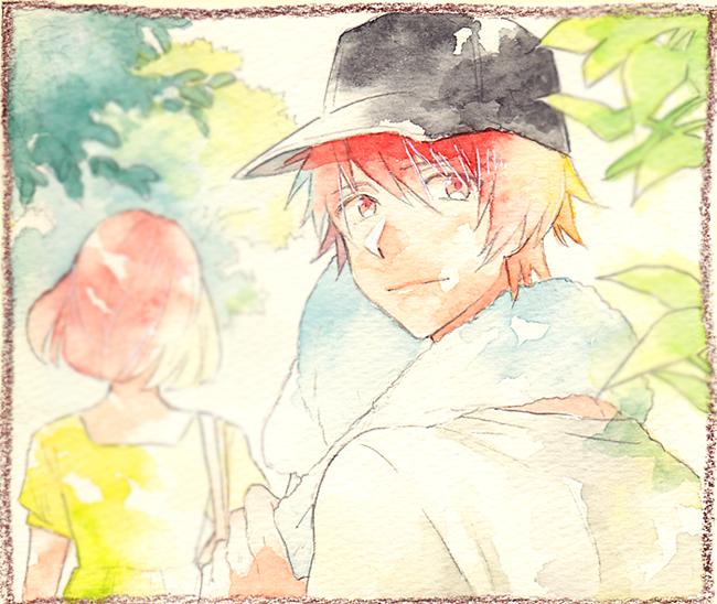 夏がおわる