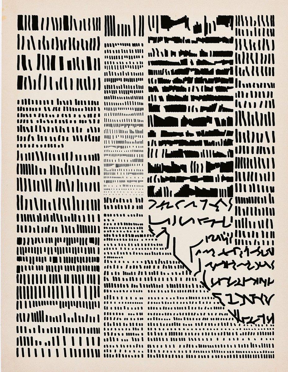 Mi caso es, en dos palabras, el siguiente: he perdido la facultad de dejar de escribir...  #MirthaDermisache & #HugoVonHofmannsthal
